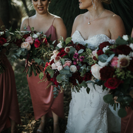 Beautiful Bridal Bouquets, Unstructured Rustic Chic