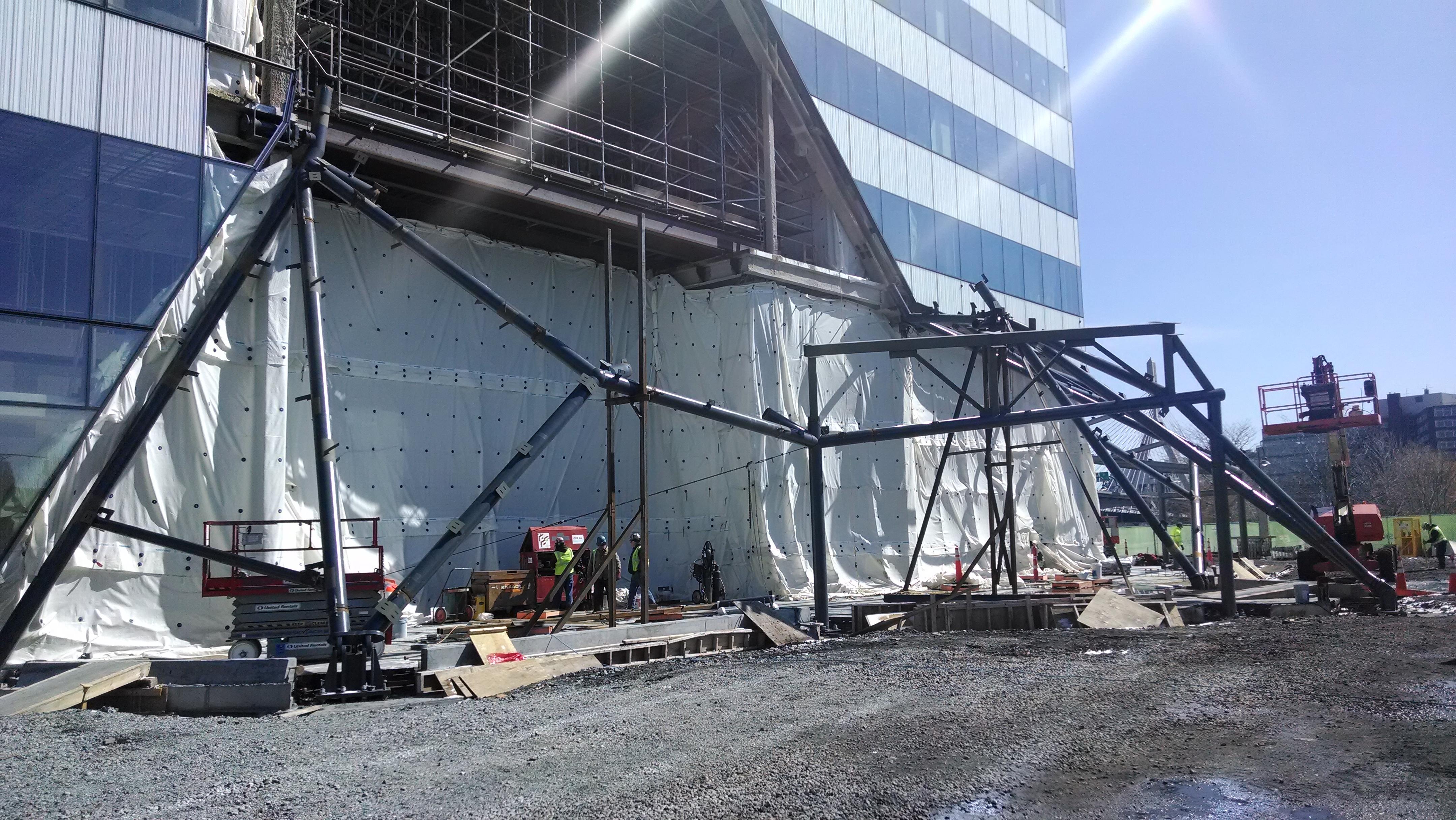 EF Site - Mid Installation