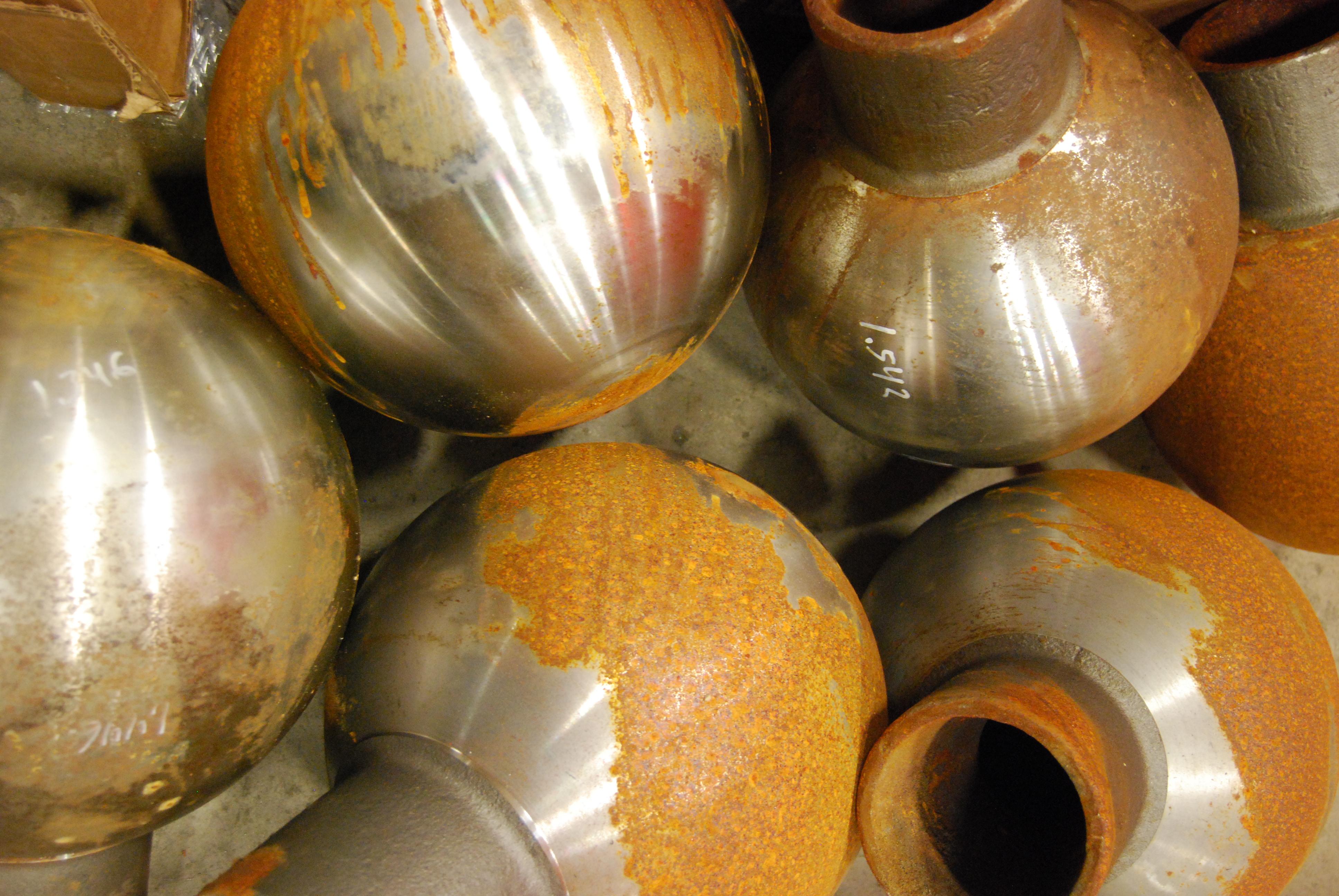 EF - Custom Cast Spheres