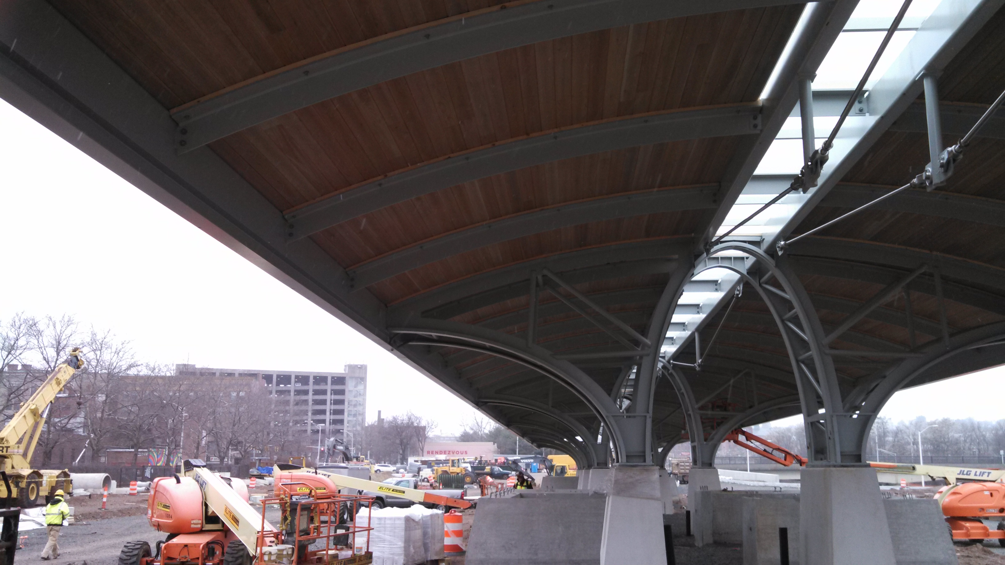 CT Fastrak Vaulted Arch