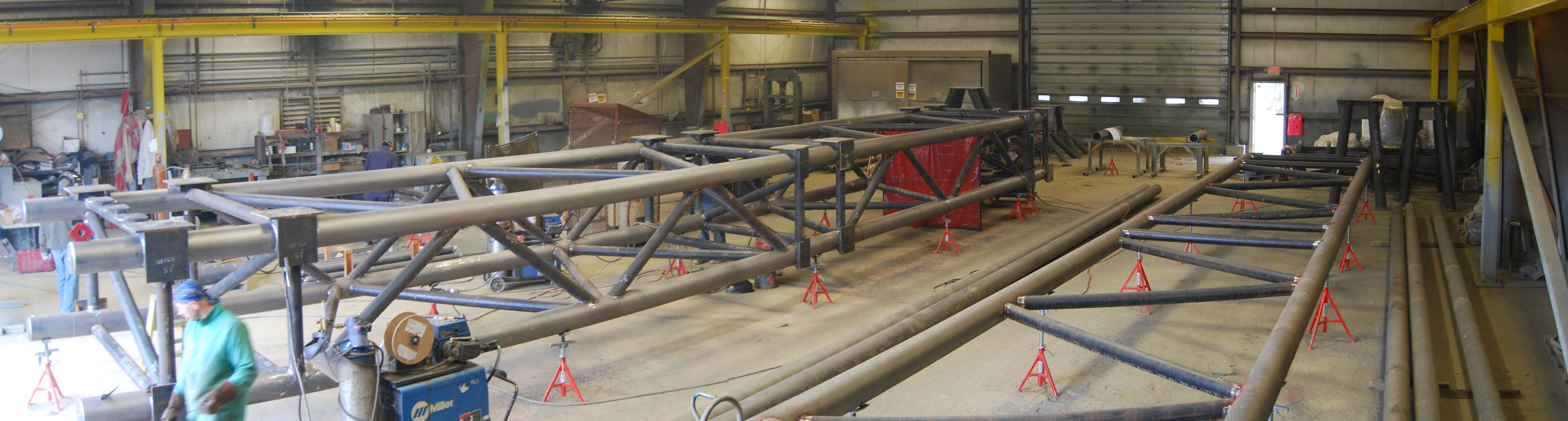 ORPC Chassis Fabrication