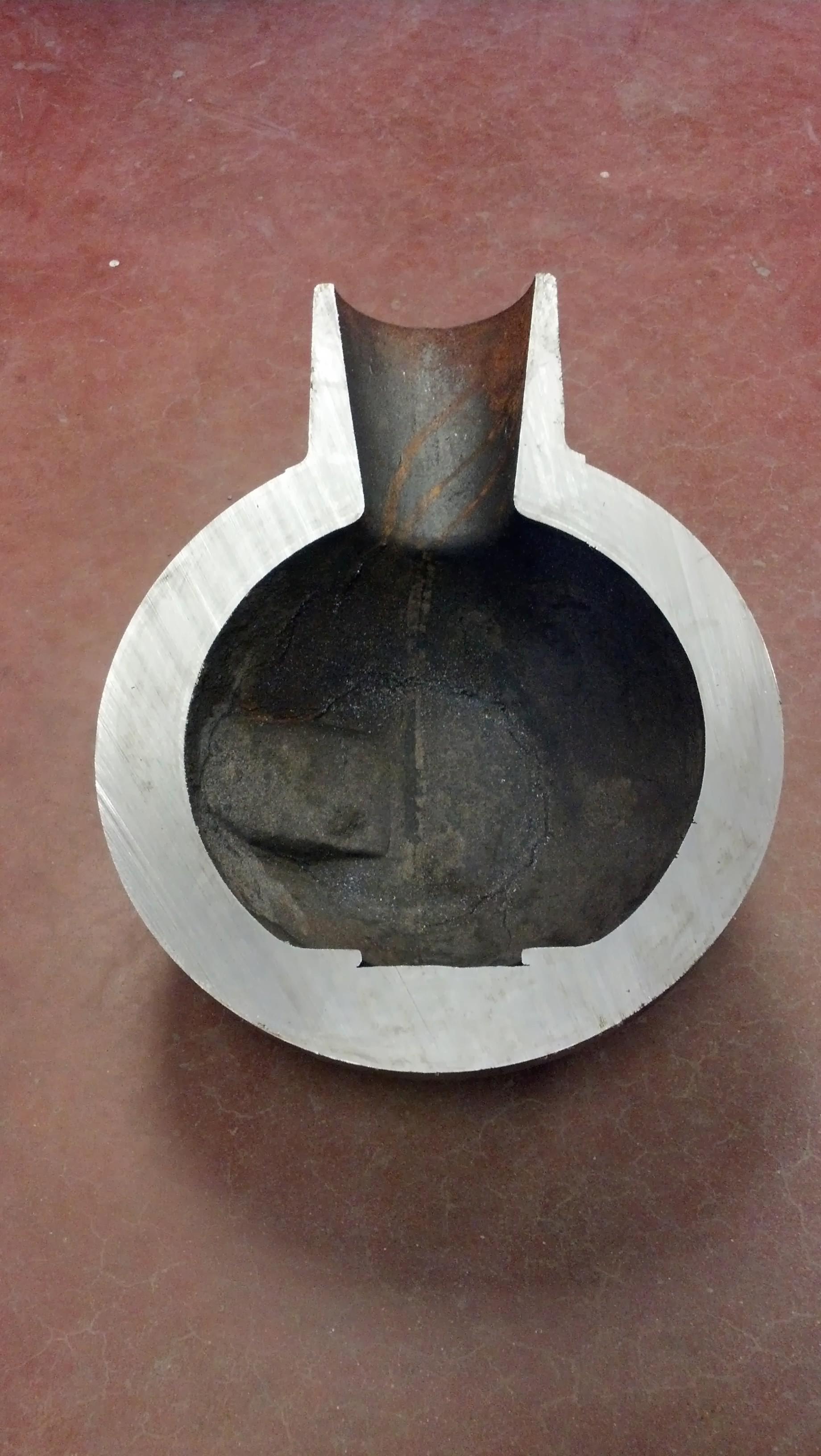 Custom Cast Sphere