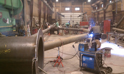 ORPC BSF Bent Fabrication