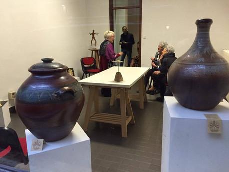 Pottery lab è aperto