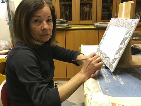 Pittura su maiolica: tecniche decorative su ceramica - Sabato 1 giugno 2019