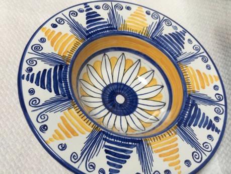 Pittura su maiolica: tecniche decorative su ceramica - Martedì 18 giugno 2019