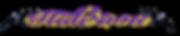 haleiwa stylized logo with iwa birds