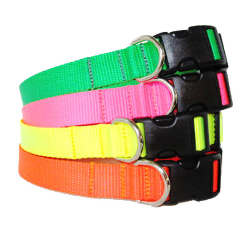Simply Web Neon Collars