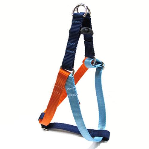 Color Block Dog Harness