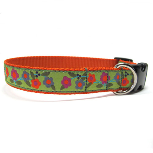 Summervine Dog Collar