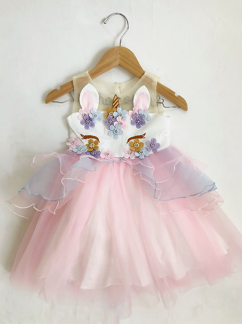 Unicorn fairytale dress