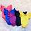 Thumbnail: Solids Flutter Sleeves leotards