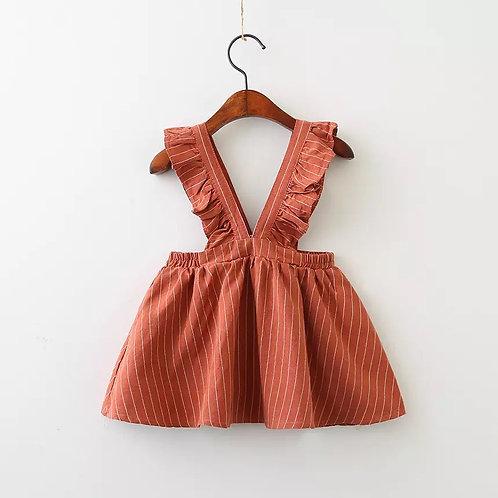 Ruffle Suspender skirts