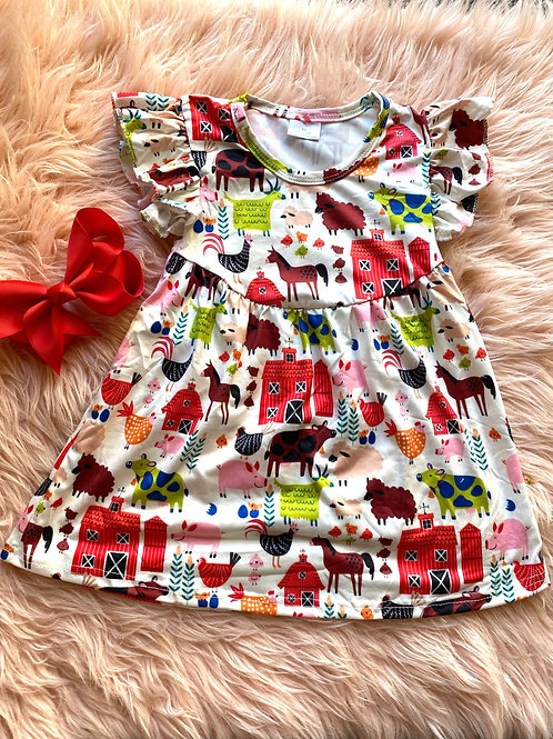 Little farm dress
