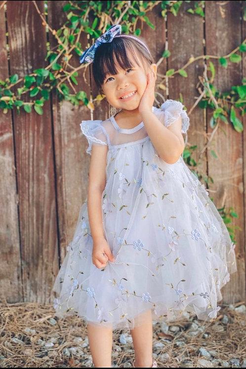 Rhae blooming dress
