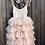 Thumbnail: Helena maxi dress (white, pink or champange)