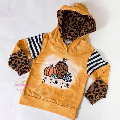 Fall sweater top / romper