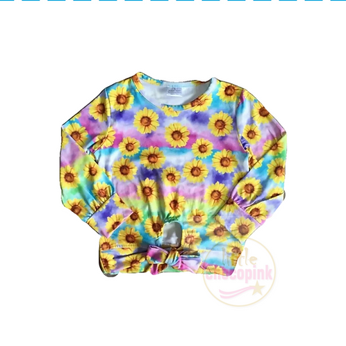 Sunflower pullovers