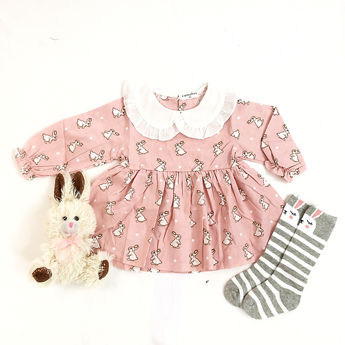 Bunny Pink dress