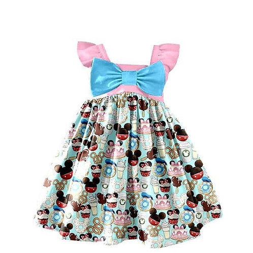 Disney sweet snack dress/ raglans/ sets