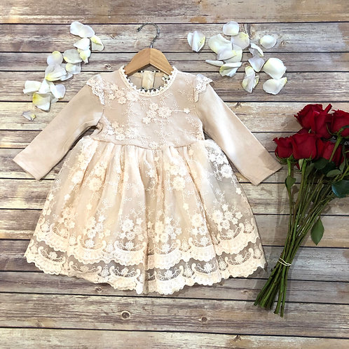 Marylou lace dress