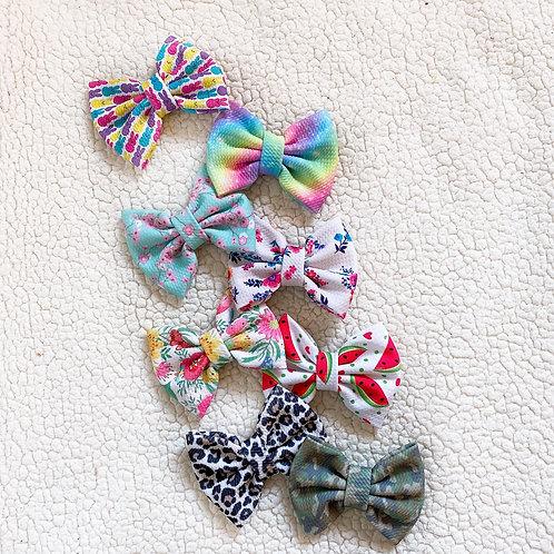 """4"""" bows"""