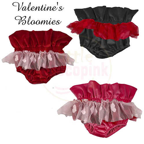 Velvet Bloomies