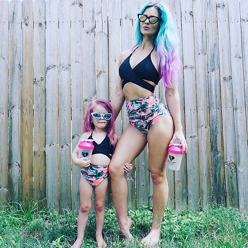 Mommy & me Crossbody suits