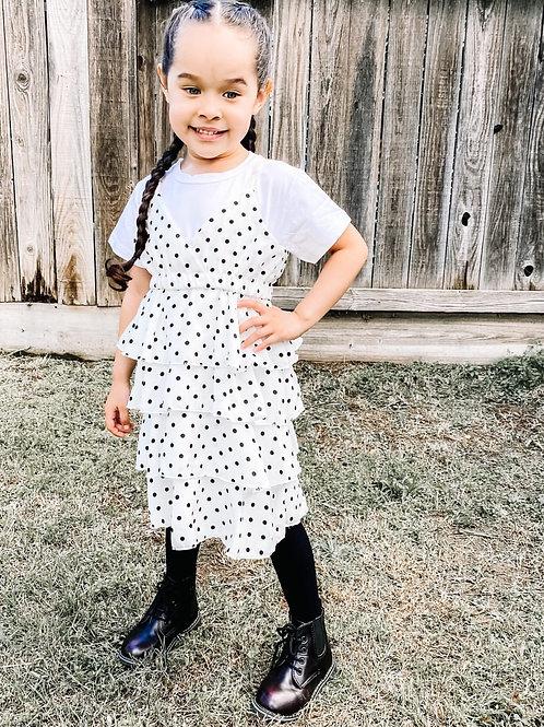 Joanne Polkadots dress