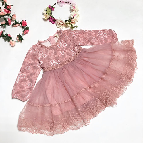 Cameron lace dress