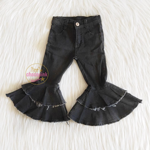 Double Flare Denim bells