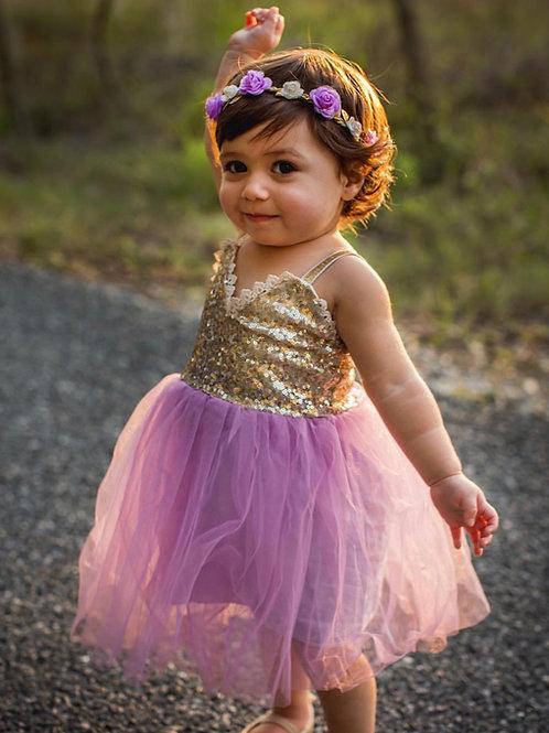 Rapunzel dress