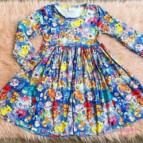 Pokemon dress