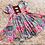 Thumbnail: Boho Drop Twirl Dress