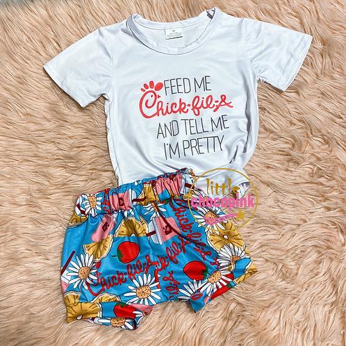 ChickF-A set