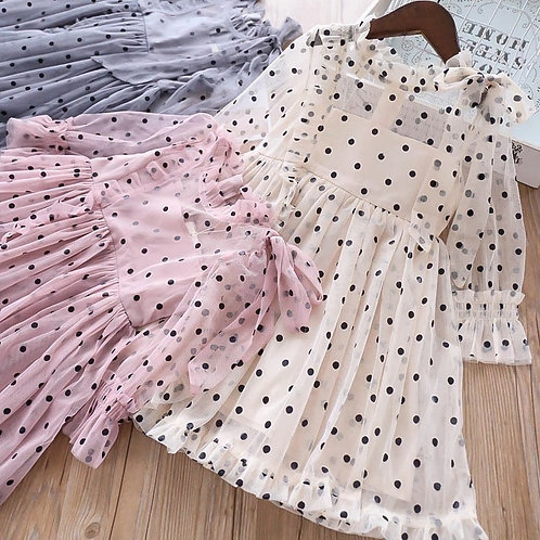 Vienna dots dress