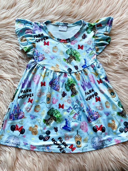 Park hopper dress