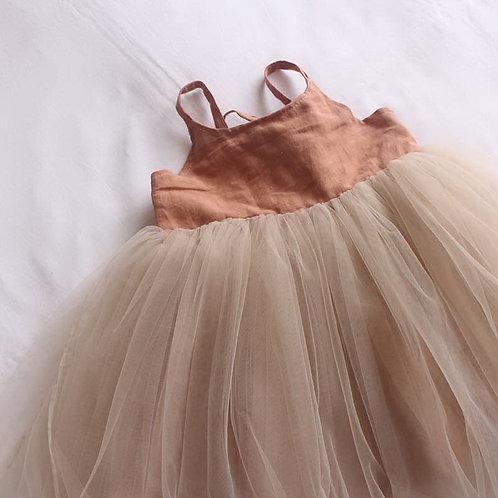 Smores tutu dress