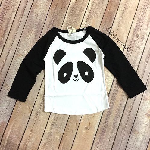 Panda raglans