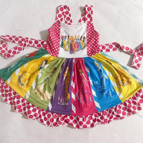 Princess twirl dress