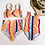 Thumbnail: Rainbow stripes 2 piece suits