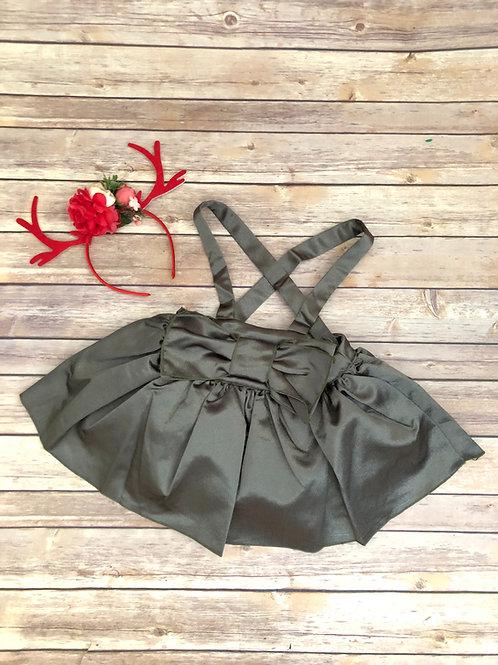 Jolie bow suspenders