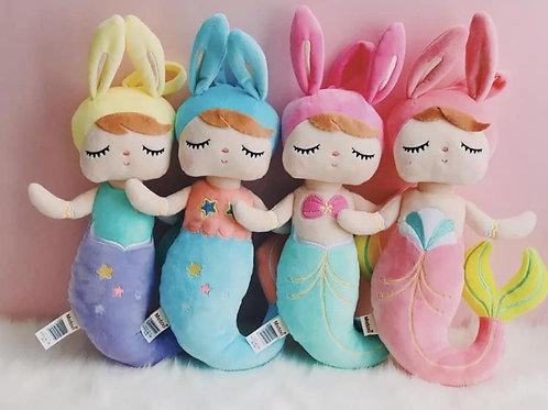 Mer-bunny dolls