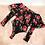 Thumbnail: Adults Milena bodysuits (white, black, dark rose)