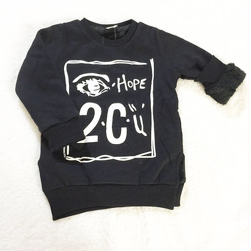 Graphic sweaters (thick fleece lined)
