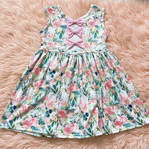 Spring drop twirl dresses