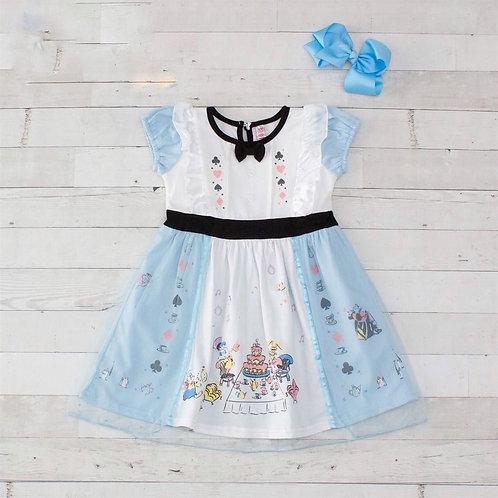 Alice play dress
