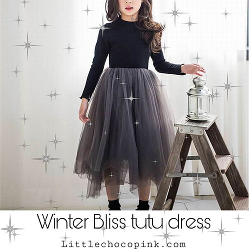 Winter Bliss tutu dress