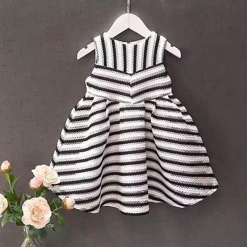 Catalina stripes dress