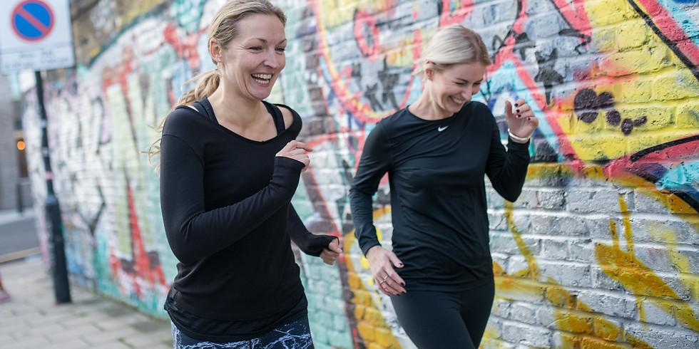 DECEMBER Grateful Mile RUN STREAK